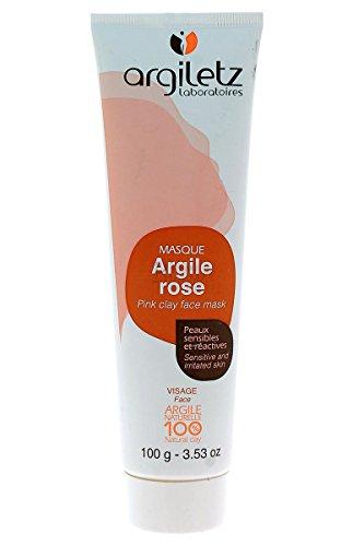 Argiletz - Argiletz Masque Rose Prete A L emploi 100g Argile