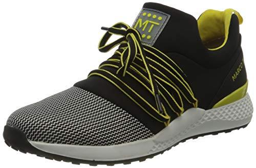 MARCO TOZZI 2-2-23762-26 Sneaker, Zapatillas Mujer, Peine Negro, 37 EU