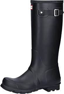HUNTER Insulated Tall, Chaussure Bateau Homme