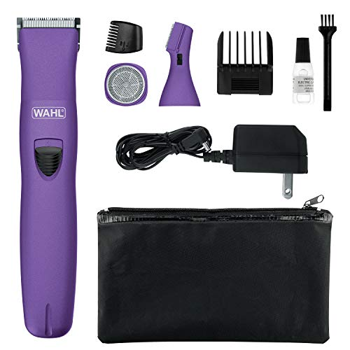 9865-100 Delicate Definitions Body Kit with Ladies Rechargeable Trimmer/Shaver/Detailer