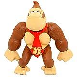 POQW Figuras De Acción De Super Mario 12Cm, PVC Mario Bros Juego De Personajes Juguetes Donkey Kong Figura De Acción Muñeca Clásica Grande