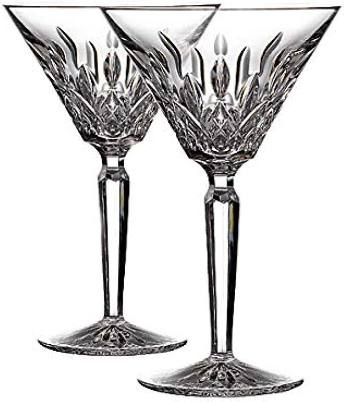 Waterford Lismore Martini Set Of 2