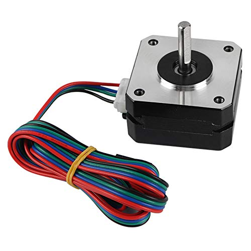 SNOWINSPRING 3D Printer Parts Extruder NEMA 17 Stepper Motor 42x42x23mm 17HS4023 for Ultimaker Prusa I3 Kossel Corexy