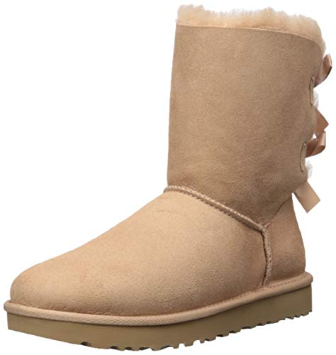 Price comparison product image UGG Women's Bailey Bow II Fashion Boot,  arroyo,  6 M US