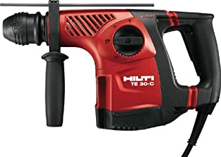 Hilti TE 30-C-AVR Rotary Hammer Drill - 3476289 - Performance Package