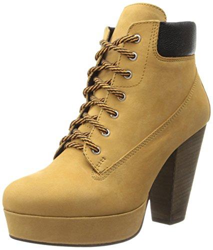 Steve Madden Women's Russty Boot,Wheat,9 M US