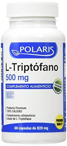 Polaris L-Triptofano 500Mg. 60Cap