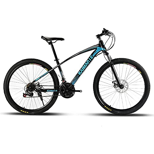 Bicicleta portátil, bicicleta compacta, 21/24/27-velocidad 26 pulgadas de bicicleta portátil, para hombres, mujeres, adultos, jóvenes, masculino bicicleta plegable bicicleta portador de bicicletas