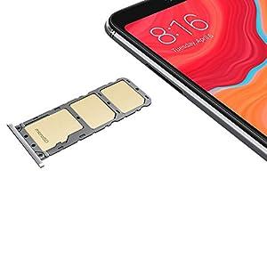 "Xiaomi Redmi S2 - Smartphone DE 5.9"" (Octa-Core 2 GHz Qualcomm Snapdragon 625, RAM de 3 GB, Memoria DE 32 GB, Cámara DE 12 MP, Android 8.0 Oreo) Color Oro"