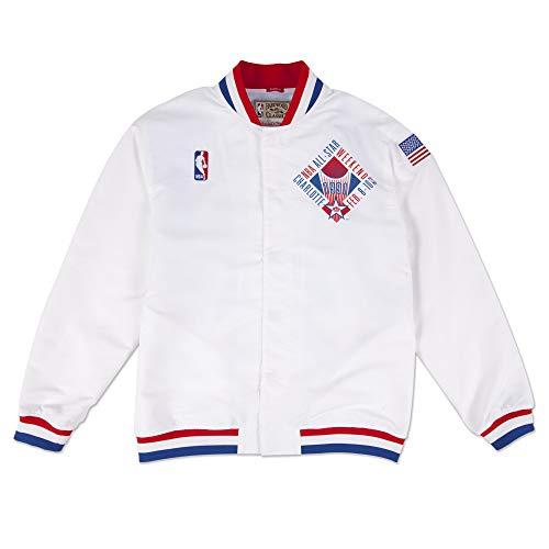 MITCHELL & NESS - NBA ALL STAR - TEAM - WARM UP JACKET / TRAININGSJACKE - white