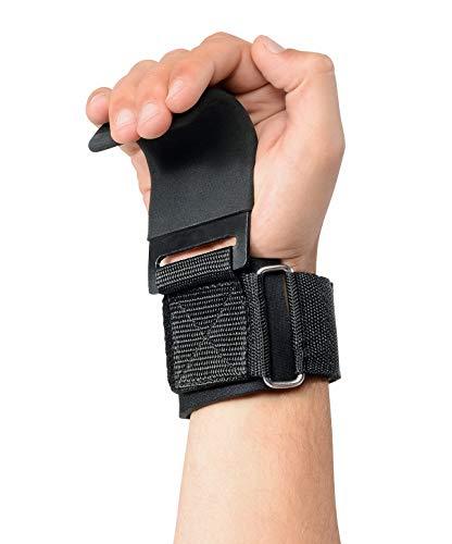 Silverton Lifting Hook-Zughilfe mit Stahlhaken, schwarz, One Size