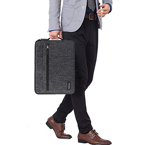 KIZUNA Notebook Tasche 15.6 Zoll Laptop Hülle Sleeve mit Griff Wasserdicht Schutzhülle Bag Für 15.6