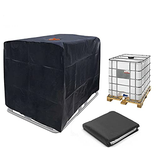 Litchi IBC Tank Cover for IBC Container 1000 L Water Tank Rain Water Tank...