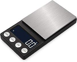 (Upgradaed) Disenkelubo Digital Mini Scale, 500g /0.01g Pocket Scale, Pocket Scale, Electronic Smart Scale, 6 Units, LCD B...