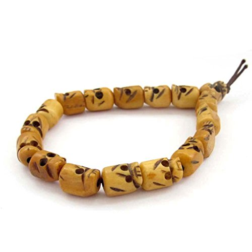 Ovalbuy Ox Bone Carved Skull Beads Tibet Buddhist Prayer Bracelet Mala Buy Online In Cambodia Ovalbuy Products In Cambodia See Prices Reviews And Free Delivery Over 27 000 Desertcart