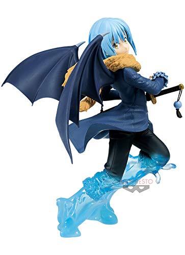 Banpresto. Tensei Shitara Slime Datta Ken Figure Rimuru Tempest Vita da Slime EXQ Figure Ver.2 Ahora Disponible!