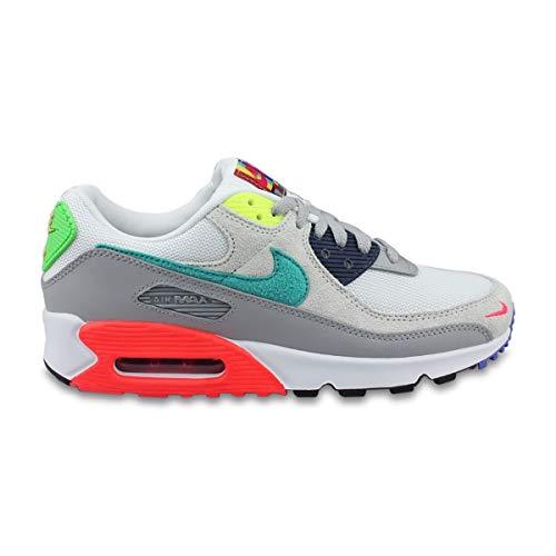 Nike Air Max 90 Se Gris Da5562-001, Gris (gris), 42 EU