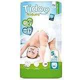 Tidoo 503907 - Un solo uso de videovigilancia diurno y nocturno y a los que indica el día de pañales de talla 5 de natación para niños de 30-25 kg, unisex