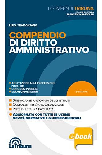 Compendio di diritto amministrativo: Edizione 2020 Collana Compendi