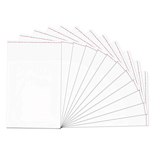 """300pcs 3x4"""" Adhesive Clear Cellophane Bags 1mil OPP Small Self Sealing Bags Resealable Cello Bags for Jewelry Earrings Candies Bakery Candle Soap Cookie"""