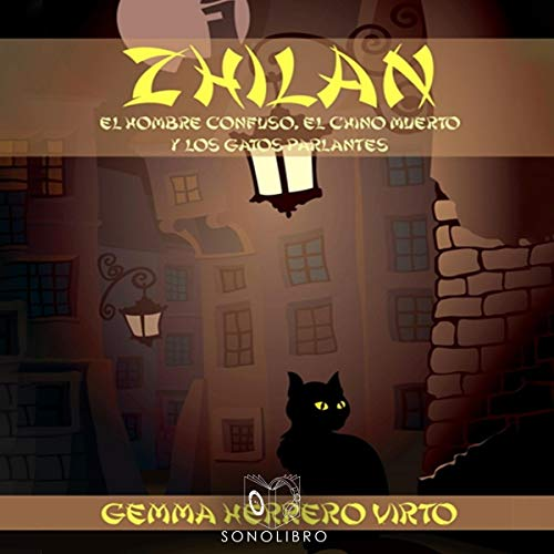 Zhilan (Spanish Edition) audiobook cover art
