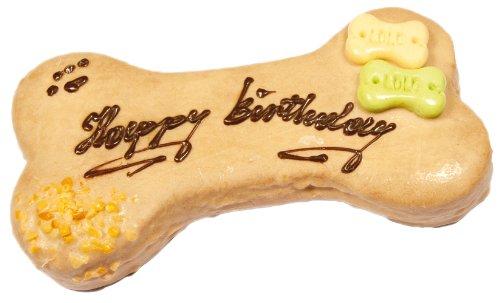 Lolo Pets Happy Birthday Dog Cake, 250g