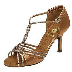 Supadance Ladies Dance Shoes 1544