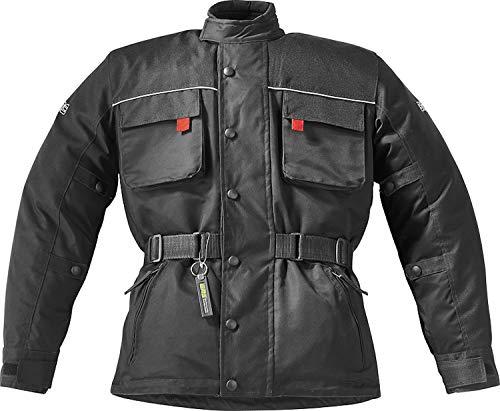 SunnyTrade Germas Jacke Frisco - hochwertige Textiljacke - robust und auch in Übergrößen erhältlich, Größe:XXL
