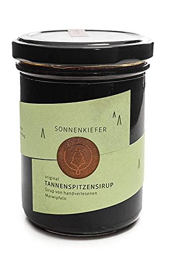 Sonnenkiefer - Tannenspitzensirup Brotaufstrich Süßungsmittel (219 ml)