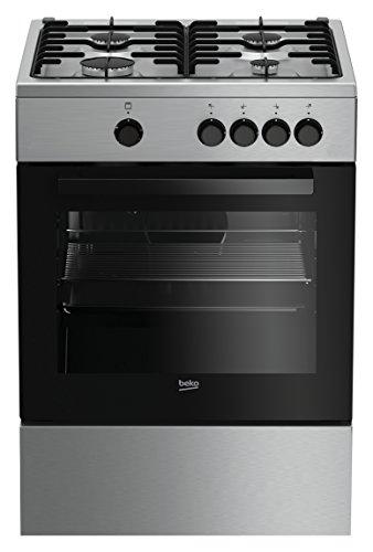 Beko fsg62000dx libre installation plan cuisson à gaz à acier inoxydable cuisine