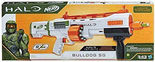 Hasbro E9271F03 NER Halo Bulldog SG
