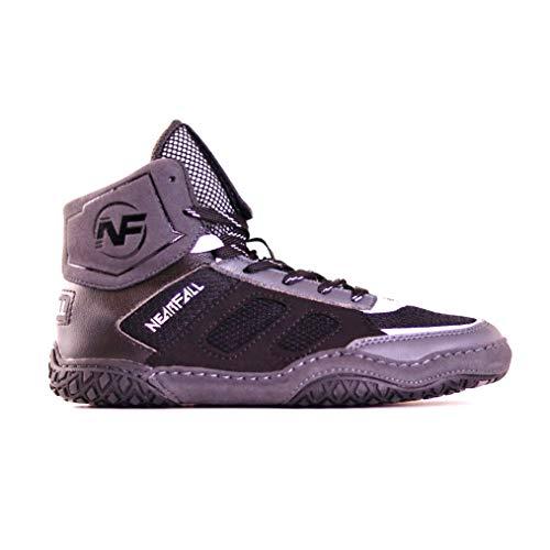 Nearfall Adult Wrestling Shoe's (Black, Numeric_10_Point_5)