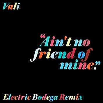 Ain't No Friend Of Mine (Electric Bodega Remix)
