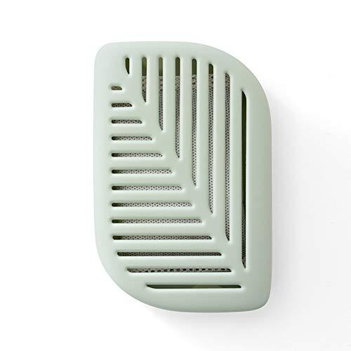 SRMTS Haushaltsgeräte Entfeuchter Schrank: 3er-Set -Kleiderschrank-Entfeuchter zum Aufhängen, je bis zu 85 ml (Luftentfeuchter zum Aufhängen),Grün