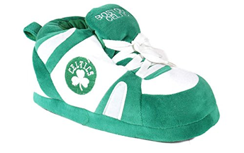 Comfy Feet BCE01-4 - Boston Celtics - X Large Mens and Womens NBA Slippers