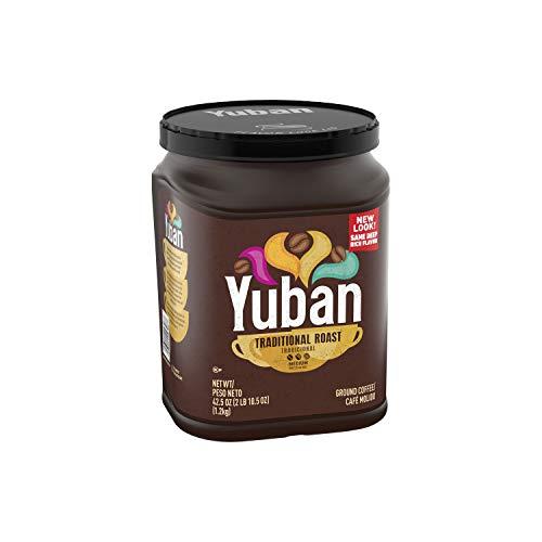 Product of Yuban Ground Coffee, Medium Roast (42.5 oz.)- Pack of 2 - Ground Coffee [Bulk Savings]