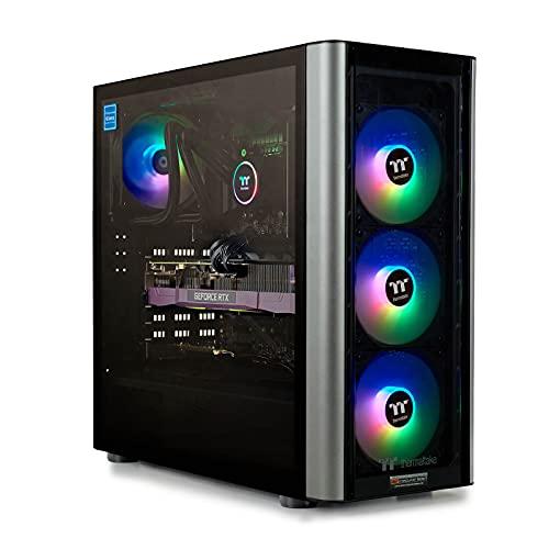 dcl24.de Gaming PC [15159] Intel i9-10900KF 10x5.3 GHz Turbo - Z490, 1TB M.2 SSD & 2TB HDD, 32GB DDR4, RTX3070 8GB, Wasserkühlung, WLAN, Windows 10 Pro