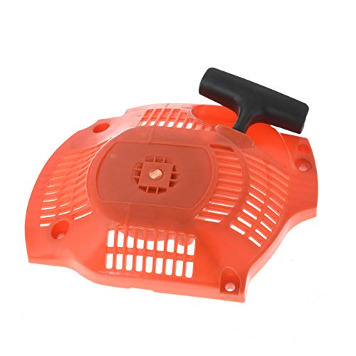 Autoparts Recoil Starter Pull Assembly Replacement for 544071602 544071604 Husqvarna 445 450 Rancher 445E 450E