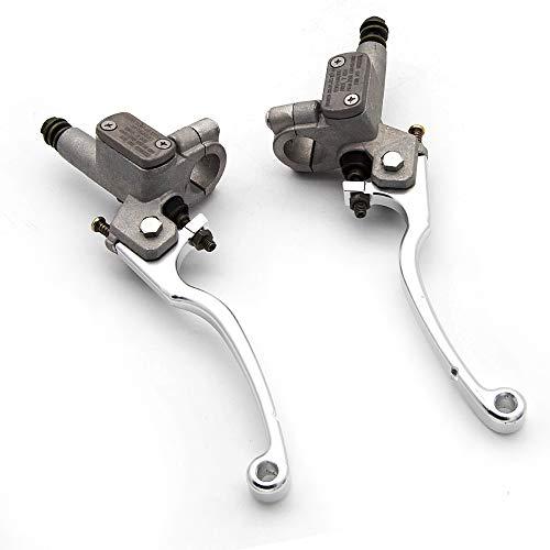 Shiwaki CNC Aluminium Brake Clutch Gear Pedal Levers For KTM DUKE 125 200 390