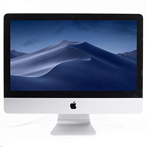 Apple Imac Mk452Ll/A 21.5-Inch Retina 4K Display Desktop (3.1 Ghz Intel Core I5 Quad-Core, 8Gb Ram, 1Tb Hdd, Mac Os X), Silver (Refurbished)