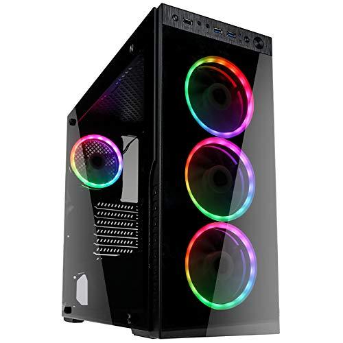 KOLINK Horizon RGB Midi-Tower ATX,...