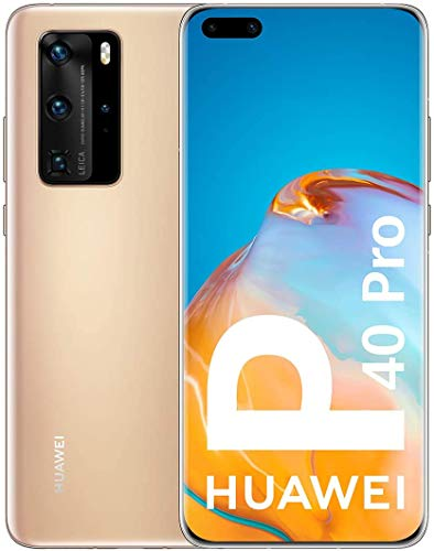 HUAWEI P40 Pro (Blush Gold) Libre sin Branding