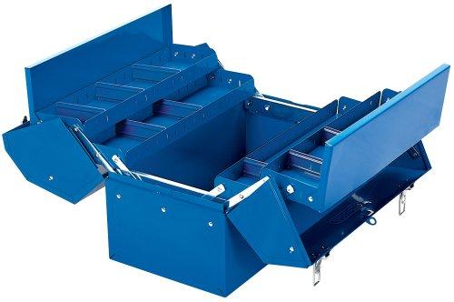 Draper 48566 Werkzeugkasten zum Aufklappen mit Einsatz