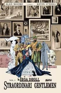 La lega degli straordinari gentlemen (Vol. 1)
