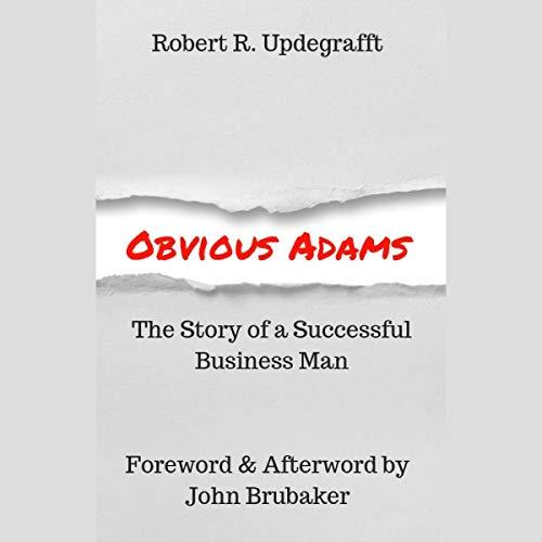 Obvious Adams audiobook cover art