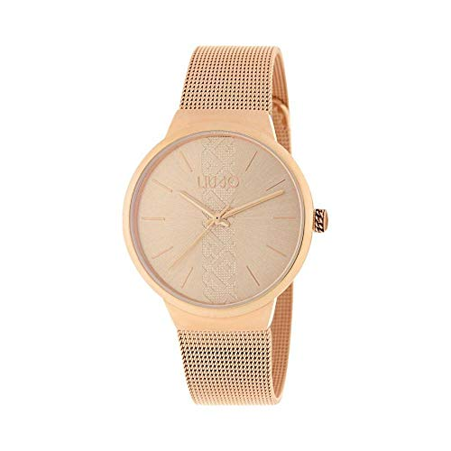 Orologio Donna Trendy Dial Rose Liu Jo Luxury