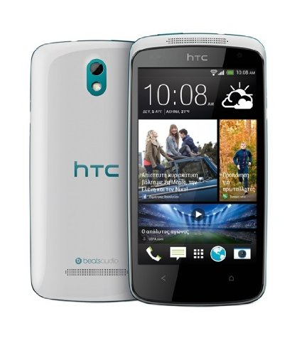 HTC Desire 500 Glacier Blue - Vodafone Branding [10,9 cm (4,3