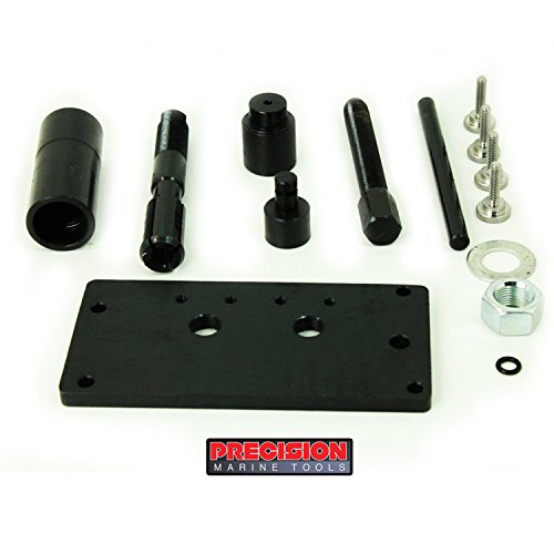 Harley Davidson Twin Cam Inner cam Bearing Installer+Puller/Remover Tools 99-06 Except 06 Dyna