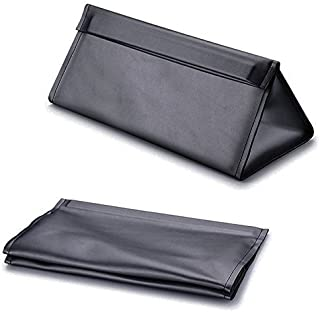 Honbobo Travel Portable Storage Bag Pouch Waterproof Dustproof Soft Carrying Case Handy Bag for Dyson Supersonic Hair Dryer (Black)