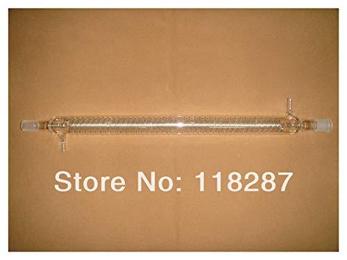CHENZHIYU Czyu. 500mm, 24/29, Graham-Kondensator, Spulenkühler, Labor-Glaswaren, Laborkondensator, Glaskühler
